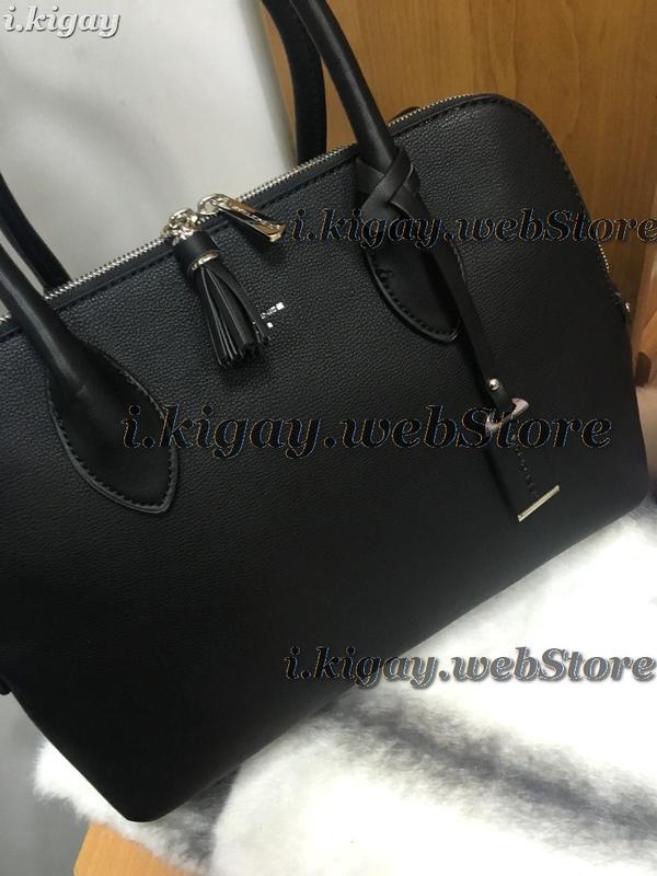 daf7479fb5a2 Женская сумка david jones cm3931 черная David Jones, цена - 680 грн ...