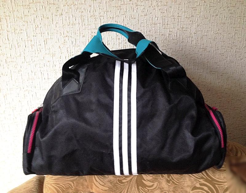 Сумка спортивна adidas оригінал Adidas e58443b9430b3