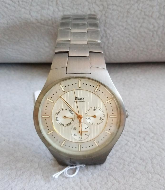 Титановые часы garde ruhla elegance 1594-11 ... 42b97ddb8f9ca