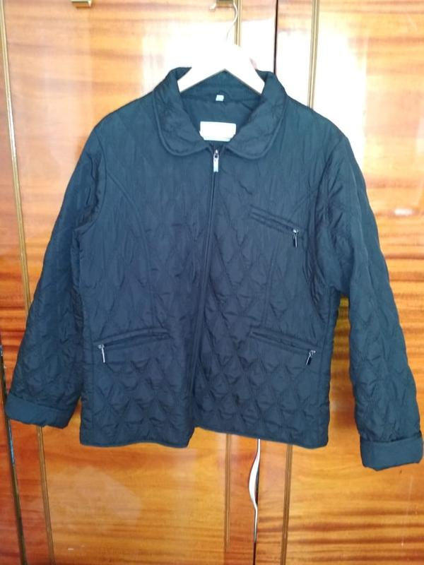 Стильная стеганая куртка демисезоннная  3 xl1 ... 07af11901e8f0