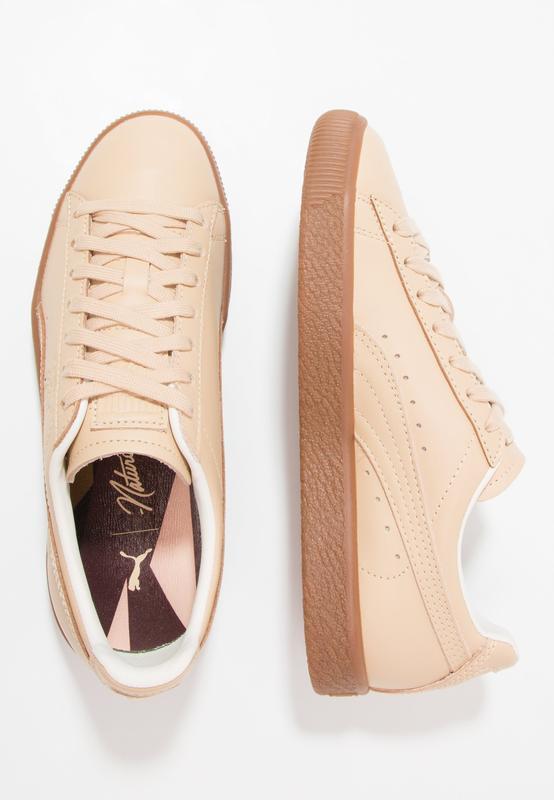 a6fba5cf8408 Puma clyde veg tan naturel - sneakers basse Puma
