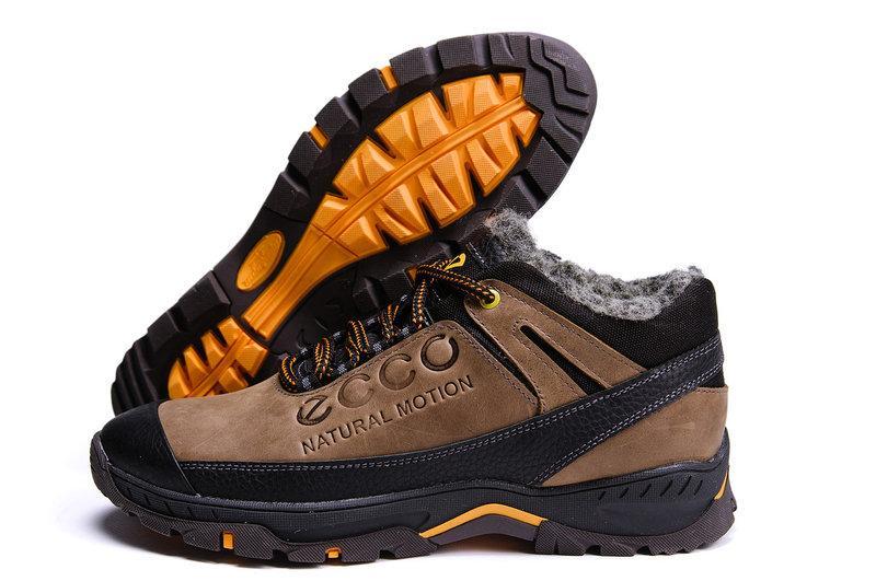 4ea0cec90 Мужские зимние кожаные ботинки ecco natural motion winter 40,41,42,43, ...