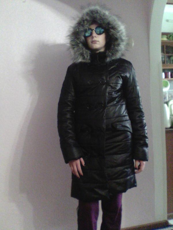 Пальто зимнее для девочки подростка, цена - 490 грн,  16385236 ... 5373ec81701