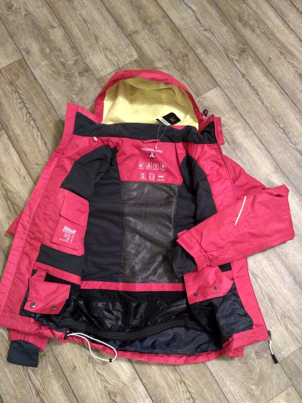 Лыжный женский костюм (термо куртка и штаны). германия р. 44(евр 38 ... f43eb0ae345
