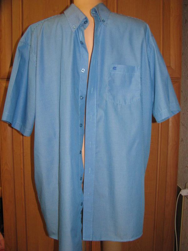 8969139a8c7 Большая мужская рубашка 45-46 ворот casa moda р 56-581 ...