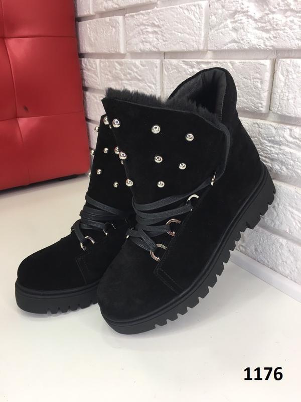 b944861b3cda Модные зимние ботинки хит 2019 за 1450 грн.