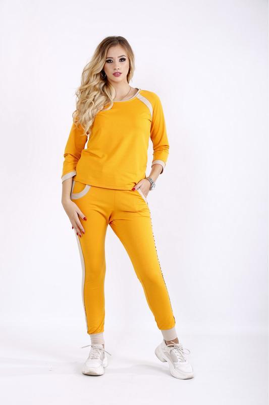 55febc4b Спортивный женский костюм большие размеры:42-74, цена - 690 грн ...