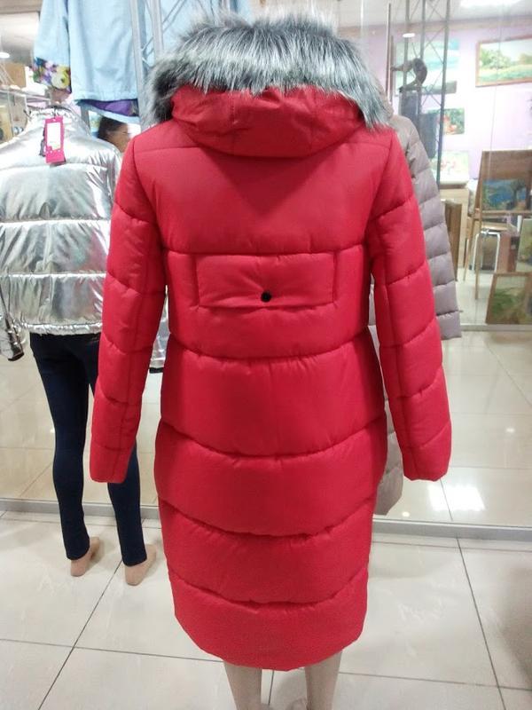 2eafa13c252 ... Зимнее женское пальто с капюшоном дамиана нью вери (nui very)5 фото