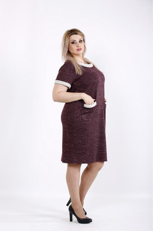 b67c85a33f1 ... Костюм двойка женский платье+кардиган размеры  42-742 фото ...