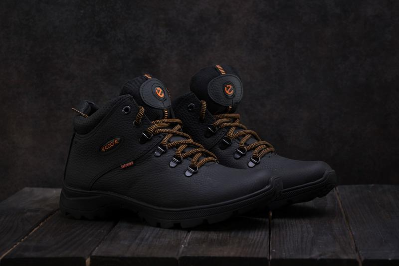 a8f606000 Мужские кожаные зимние ботинки ecco 40,41,42,43,44,45; Ecco, цена ...