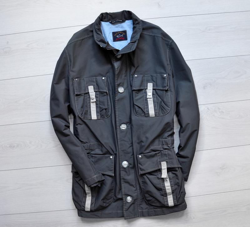 Paul&shark мужская куртка без утепления оригинал! Paul Shark, цена - 500 грн, #16414313, купить по доступной цене | Украина - Шафа