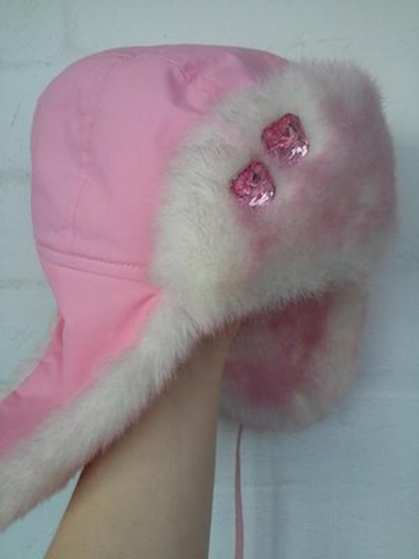 Зимняя шапка-ушанка1 ... d38d56a0d959f