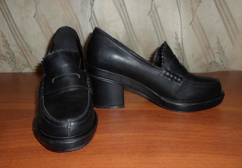 3f71fffc1 Туфли осенние новые 37 размер 24, 5 см - эко кожа, цена - 195 грн ...