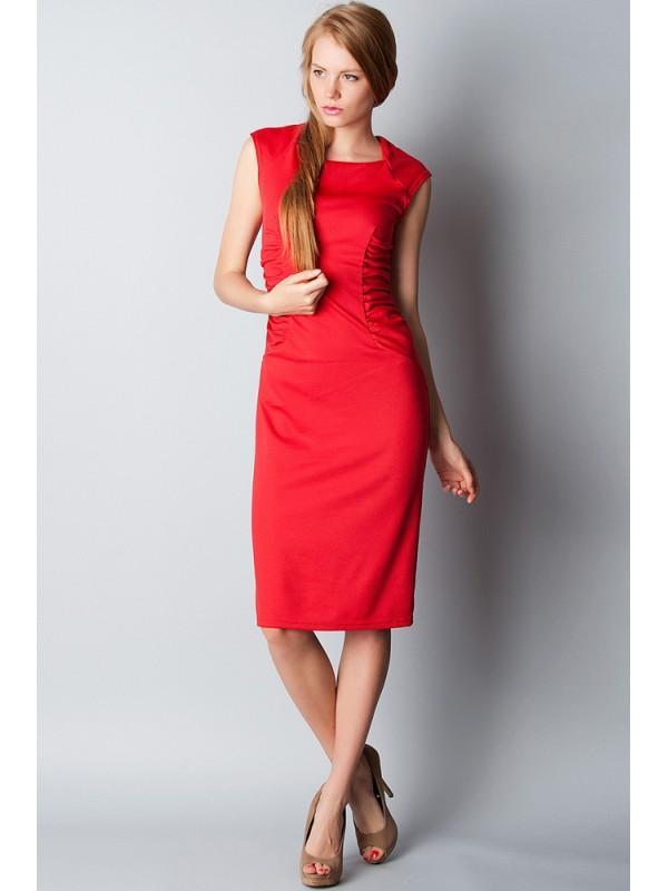 e4f2271adf6 Платье футляр красного цвета anastasimo1 фото ...