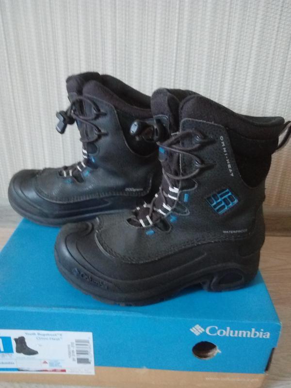 ac319dc2219d Сапоги columbia bugaboot ii omni-heat ботинки, цена - 850 грн ...
