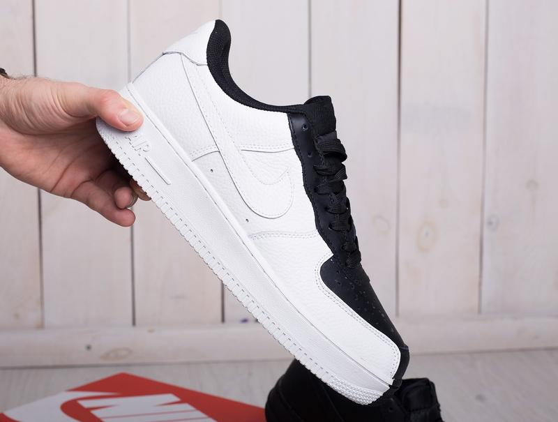 brand new 37a63 51ee7 40 41 42 43 44 45 мужские женские nike air force 1 low split black white  двухцветные (Nike) за 1550 грн.