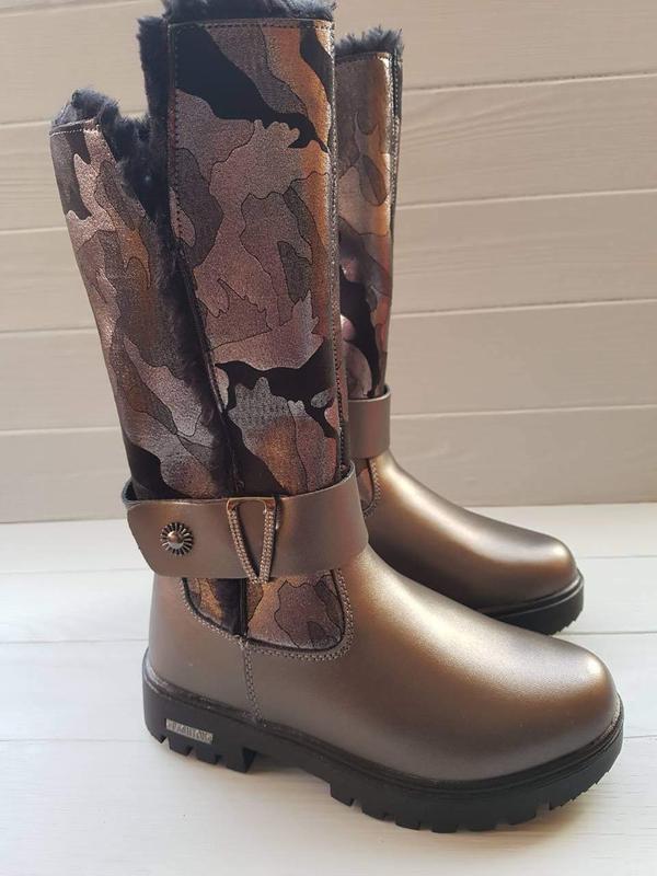 f1e0dee81b56e6 ... Зимние подростковые сапоги ботинки для подростка підлітка зимові чоботи  черевики р.33-382 фото ...