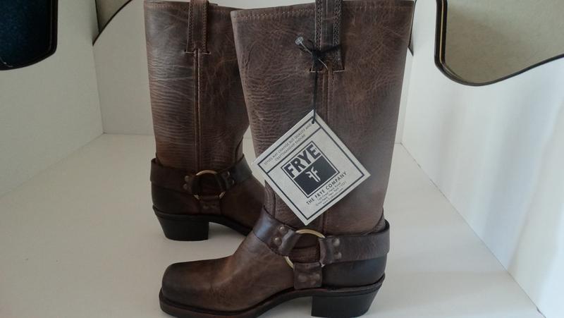 Frye деми кожаные сапоги  made in usa Frye, цена - 1900 грн ... 4187b51df1f
