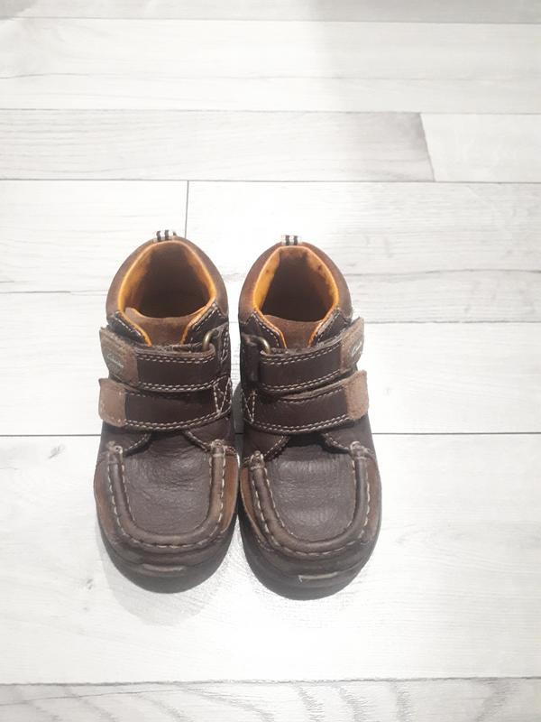 Деми ботинки clarks Clarks 5640aea67efc9