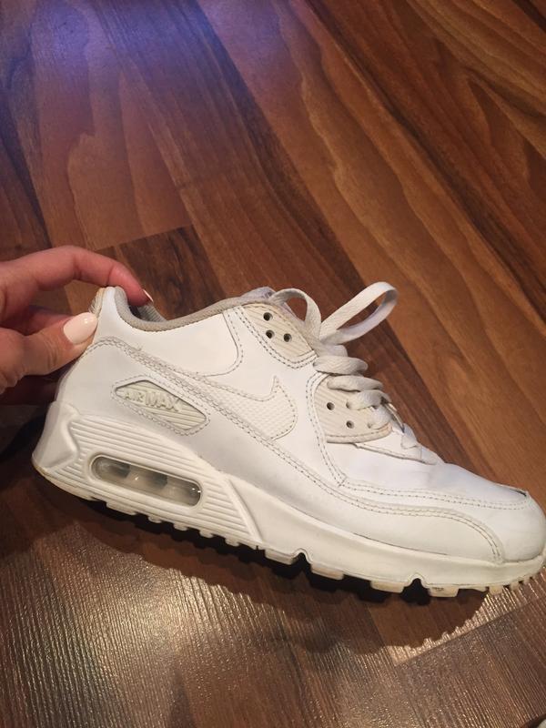 242e6615 Кроссовки nike air max белые оригинал Nike, цена - 1000 грн ...