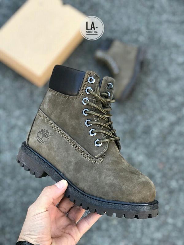 Новинка! шикарные женские зимние ботинки timberland на меху (овчина)1 ... cb5d3b3a97012