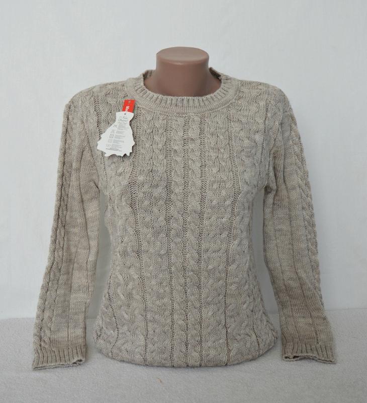 664dc3e7333 Шерстяной свитер теплый женский