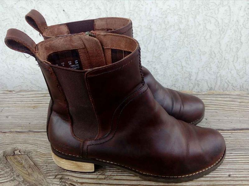 Ботинки челси timberland кожа оригинал 38р Timberland e0eb0cd42725e