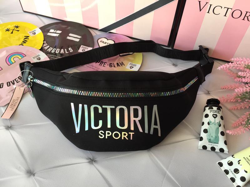 1808ea6238103 Сумка на пояс victoria's secret оригинал, бананка поясная сумка виктория  сикрет1 фото ...