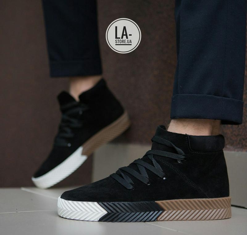 Отличные мужские кроссовки adidas alexander wang Adidas 82e0503a60e7c