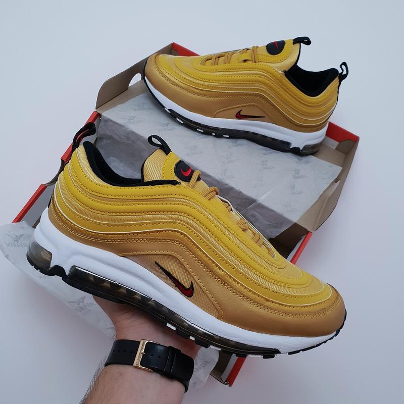 50e0aad5 Яркие мужские желтые, золотые кроссовки 41, 42, 43, 44, 45 рр, цена ...