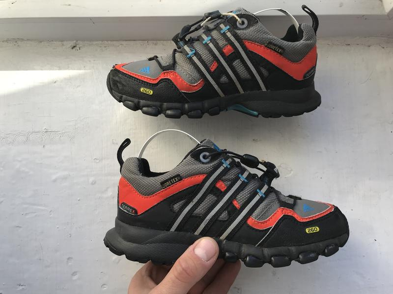 7ee91d17 Adidas terrex gore-tex 29p оригинал детские кроссовки ботинки Adidas ...