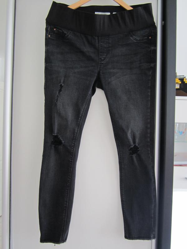 c839ff1fe3c2 Джинсы скинни для беременных New Look, цена - 260 грн,  16631402 ...