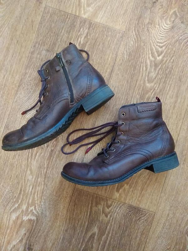 f4705be23 Осенние кожаные ботинки tamaris Tamaris, цена - 240 грн, #16636763 ...