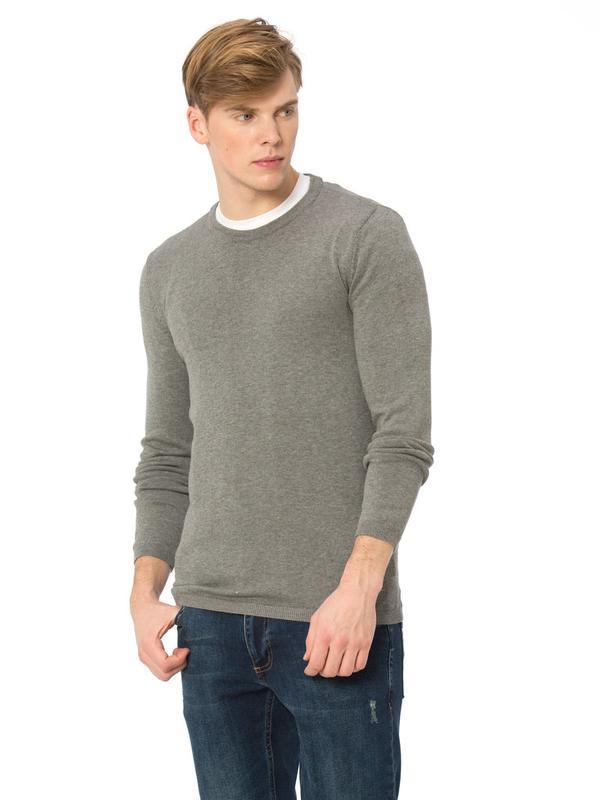 0e39c8b8326 Серый мужской свитер lc waikiki   лс вайкики LC Waikiki