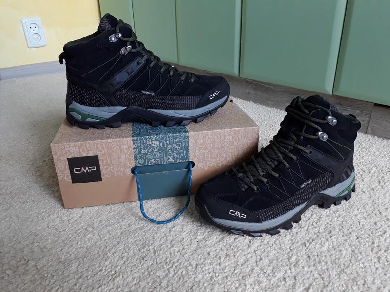d82befeec656 Мужские оригинальные зимние ботинки cmp rigel mid trekking shoes wp!  термо!1 ...