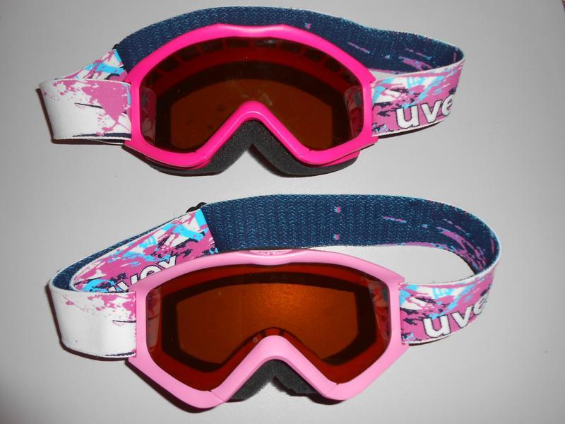 Маска горнолыжная uvex женская лыжные очки1 ... 587eee2b19c75