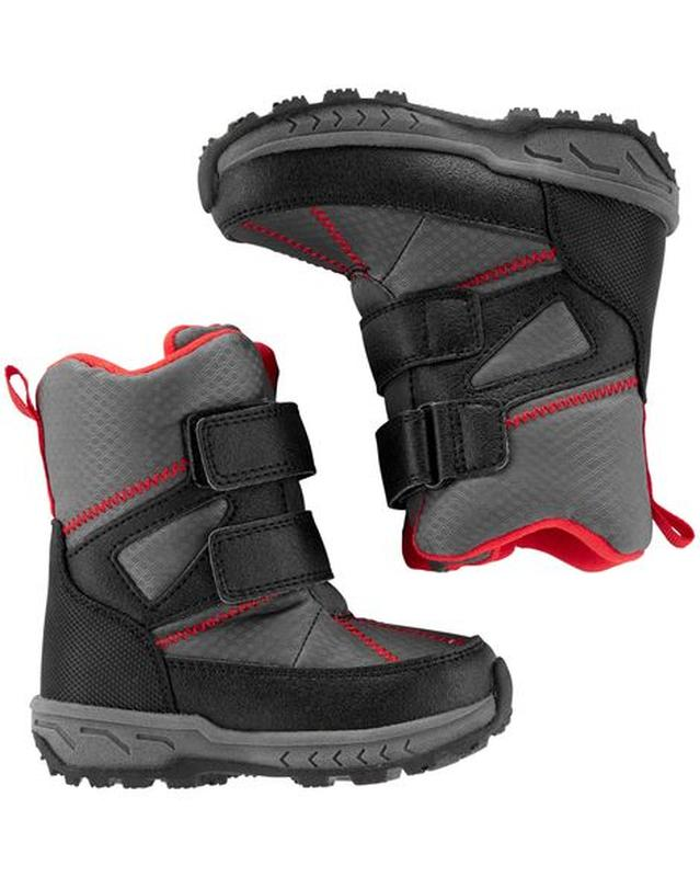 Зимние сапоги eur 20 30 33 34 carters картерс сноубутсы ботинки детские1 ... 9052b13332248