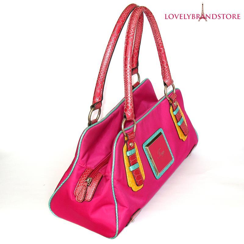 cd42d402a01f Сумка женская fergi италия летняя на плечо модная яркая стильная трендовая  сумочка шоппер1 фото ...