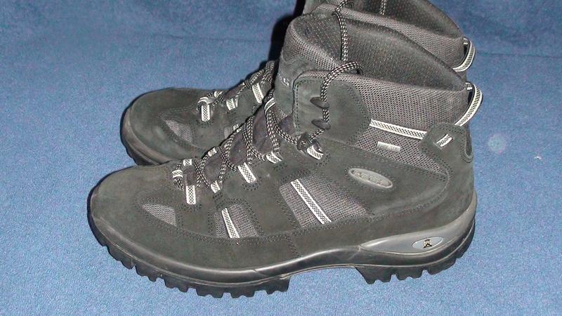 Lowa wexford gtx mid - трекінгові шкіряні черевики. р- 46 (29.5см) ... 7ec5947aeb972