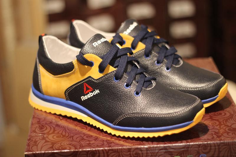 Мужские кроссовки-туфли чоловічі кроссівки-туфлі.reebok Reebok c7ff574172ecf