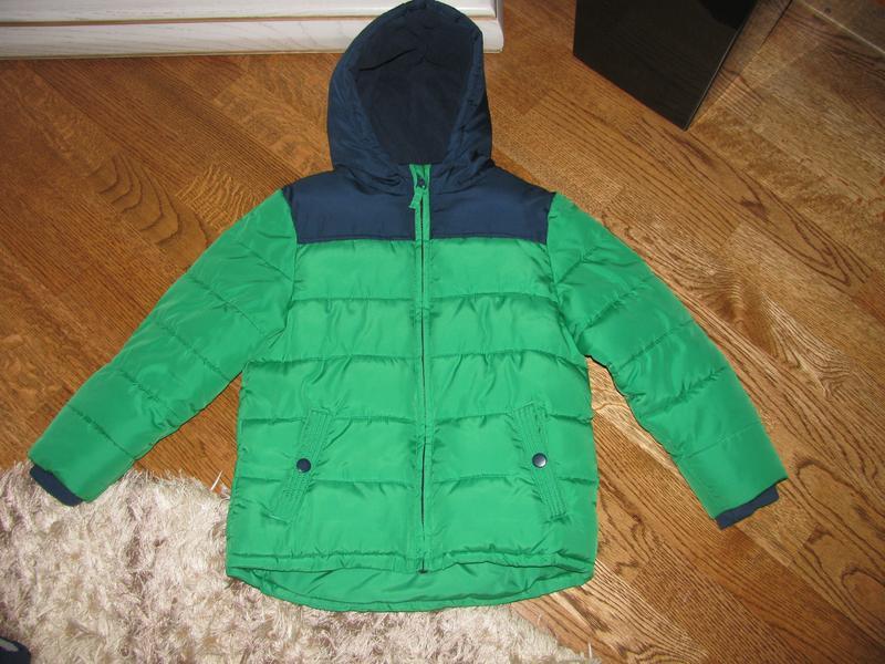 Зимова куртка george 5-6р George 93590ef2edc2b