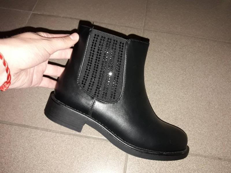 6fd2d015caddee Люкс деми ботинки 36-40 на утеплены флис женские осень жіночі осінні ...