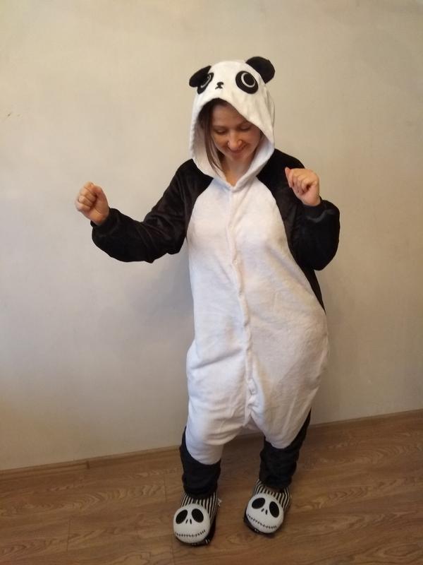Кигуруми пижама панда1 ... e698976a20328