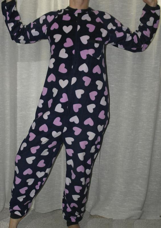 Love to lounge слип сердечки пижама человечек комбинезон Love To ... 02086874bb540