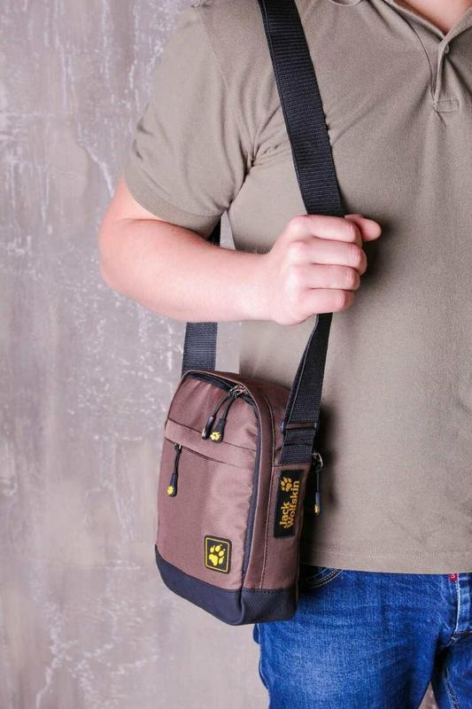 0876242e8898 Барсетка jack wolfskin ,сумка через плечо Jack Wolfskin, цена - 270 ...