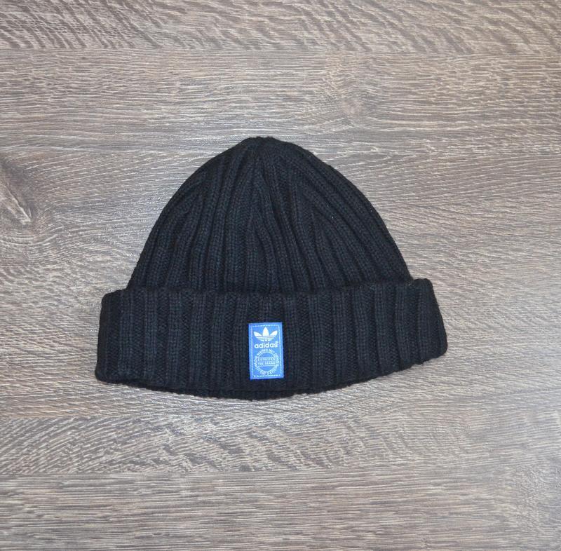 sale retailer 43f2b ce127 Оригинальная шапка adidas originals ® fisherman style beanie hats1 фото ...