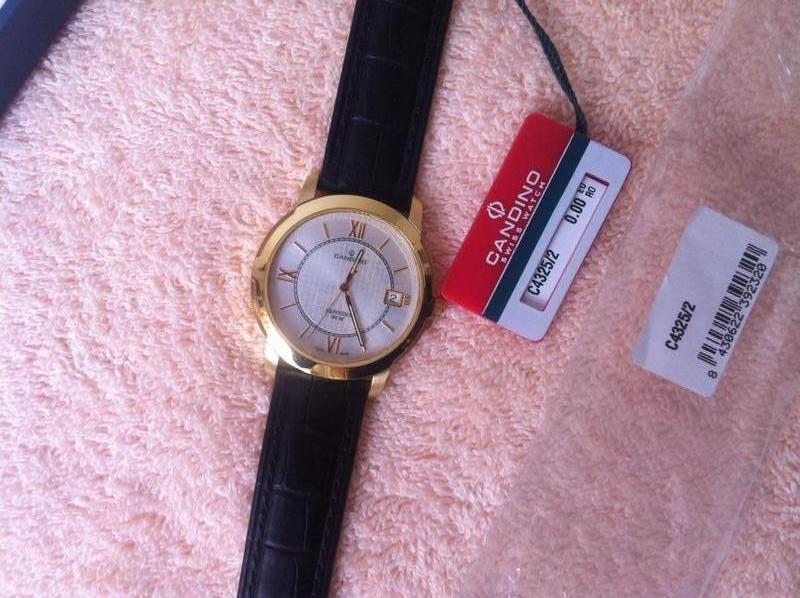 Крутий швейцарський годинник candino c4325  2. оригінал1 ... 43ef3a0426287