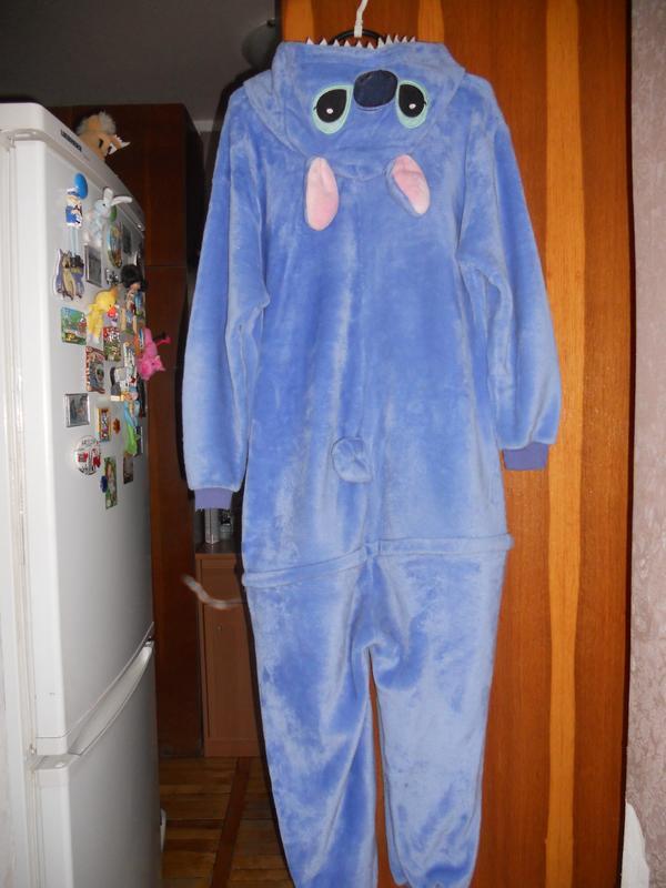 Пижама кигуруми стич 36d5e9eff5879