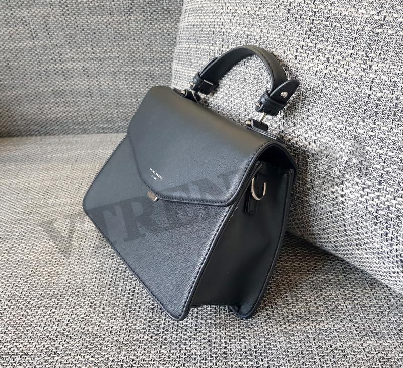 Хит  5819 black david jones женский каркасная сумка- клатч! David ... 32eb6bb3947