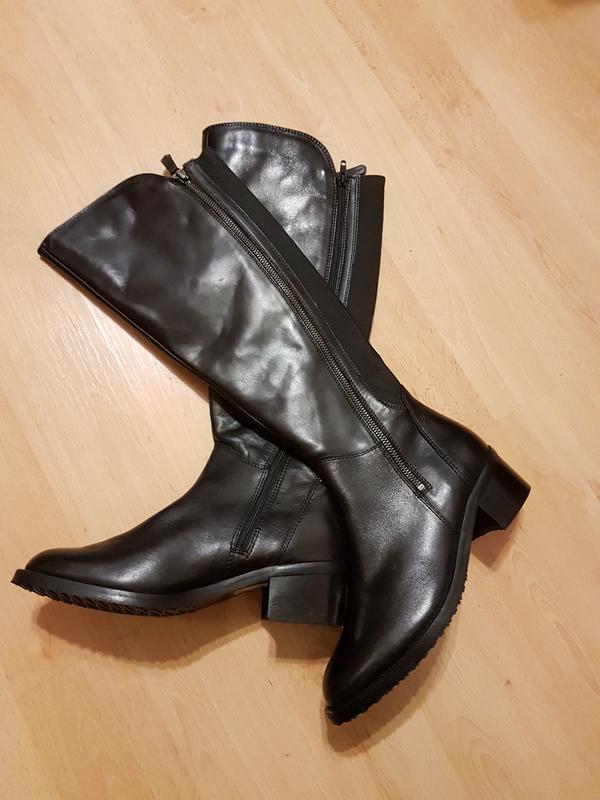 Шкіряні черевики clarks valana melrose black Clarks 82f9d241ea082